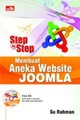 Step By Step Membuat Aneka Website Joomla + Ada Bonus CD 1 buah