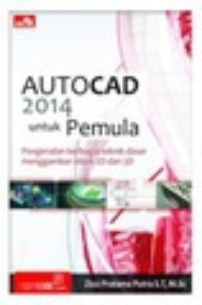 AutoCAD 2014 untuk Pemula