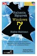 Rahasia Ngoprek Windows 7 Habis-habisan + ada bonus DVD 1 buah