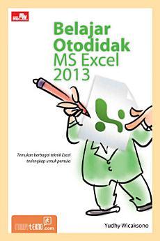 Belajar Otodidak MS Excel 2013