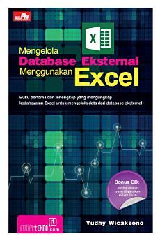 Mengelola Database Eksternal Menggunakan Excel