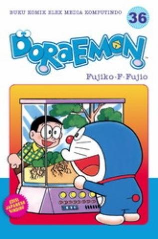 Doraemon 36 (Terbit ulang)