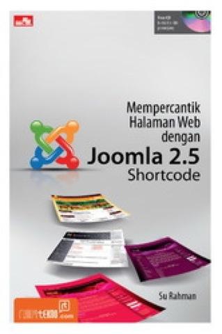 Mempercantik Halaman Web dengan Joomla 2.5 Shortcode + Bonus CD