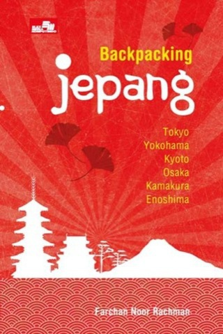 Backpacking Jepang