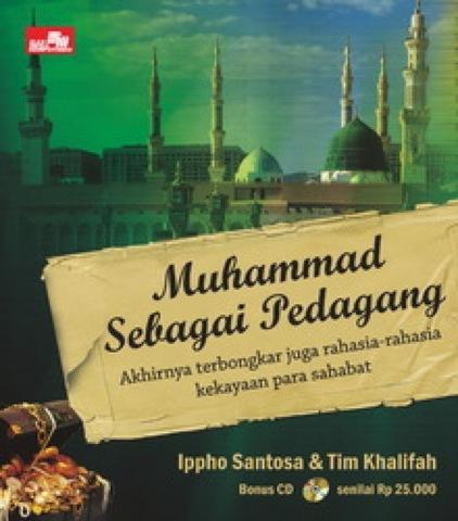 Muhammad sebagai Pedagang edisi cover baru