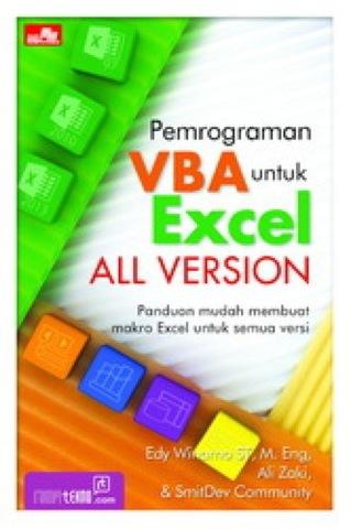 Pemrograman VBA untuk Excel All Version
