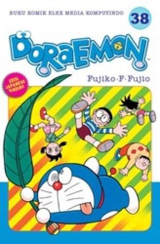 Doraemon 38 (terbit ulang)