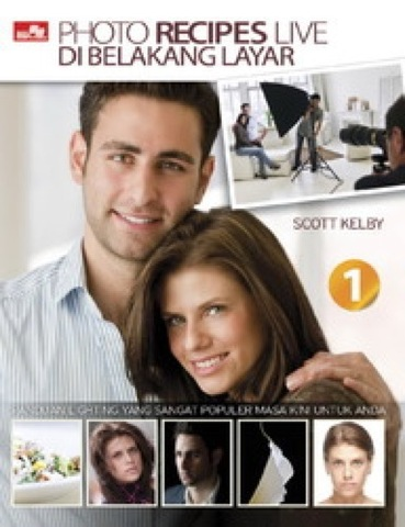 Photo Recipes Live 1 + DVD