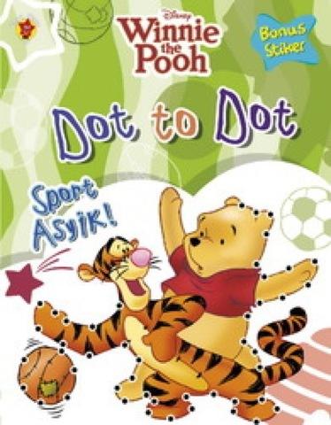 Dot To Dot Pooh : Sport Asyik!