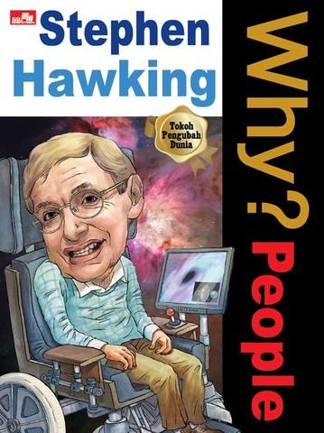 WHy? People - Stephen Hawking YeaRimDang