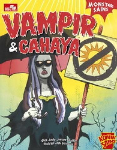 Monster Sains: Vampir Dan Cahaya