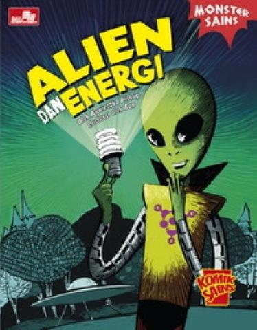 Monster Sains: Alien dan Energi