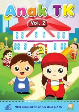 VCD Anak Tk vol. 2