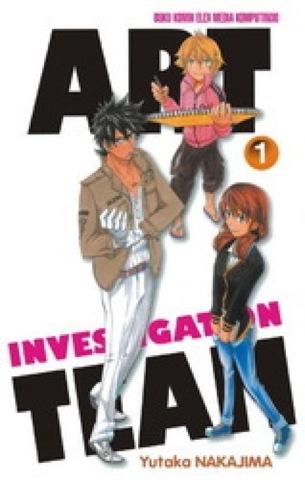 Art Investigation Team  1