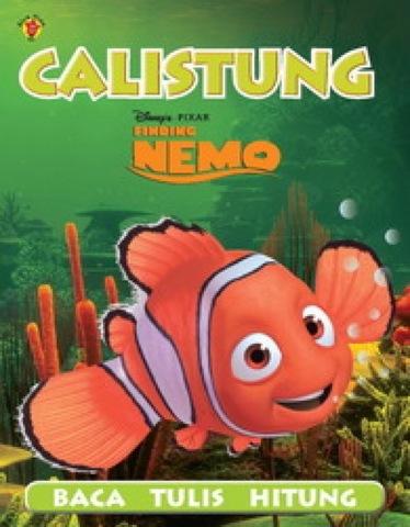 Calistung Finding Nemo Baca tulis hitung