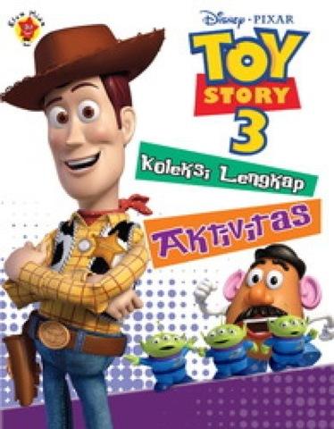Koleksi Lengkap Aktivitas Toy Story 3