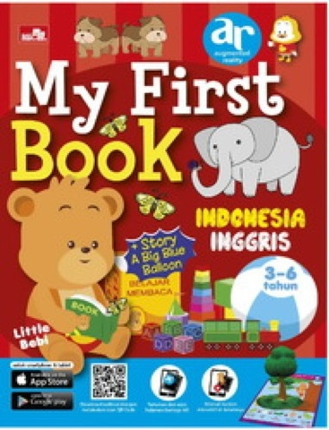 Little Bebi - My First Book + AR