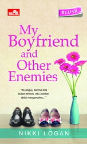 HQ Blush: My Boyfriend and Other Enemies