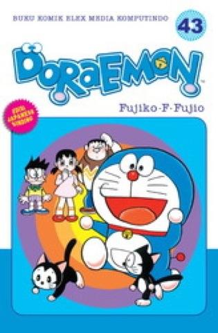 Doraemon 43 (terbit ulang)