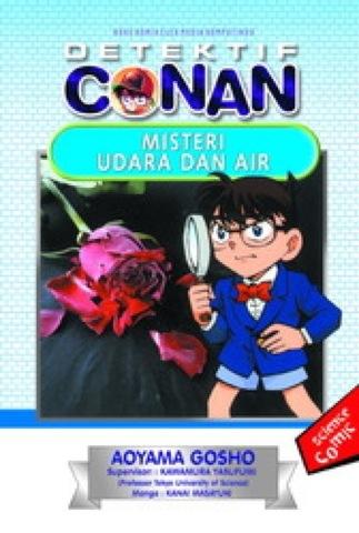 Conan Sains : Misteri Udara dan Air