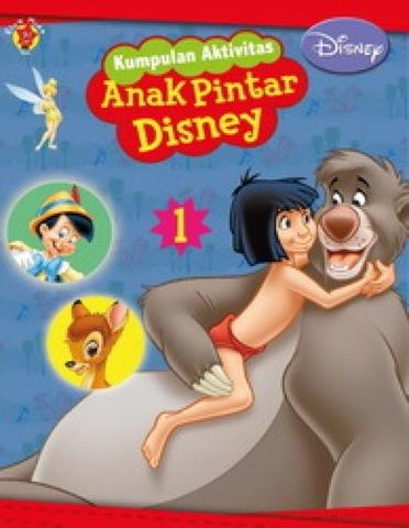 Kumpulan Aktivitas Anak Pintar Disney 1