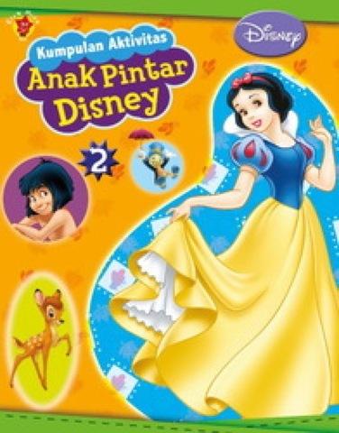 Kumpulan Aktivitas Anak Pintar Disney 2