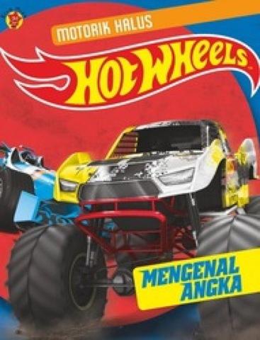 motorik halus hotwheels: Mengenal Angka