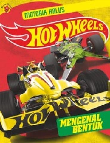 motorik halus hotwheels: Mengenal Bentuk
