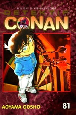 Detektif Conan 81 Aoyama Gosho