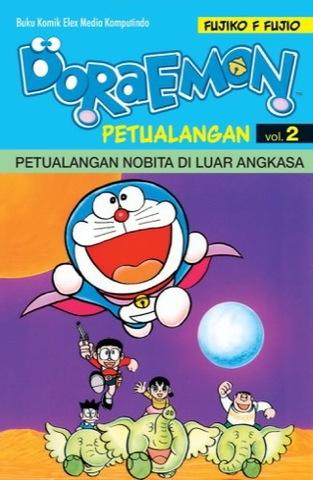 Doraemon Petualangan 2 (Terbit Ulang) Fujiko F. Fujio