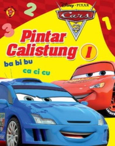 Cars Pintar calistung 1