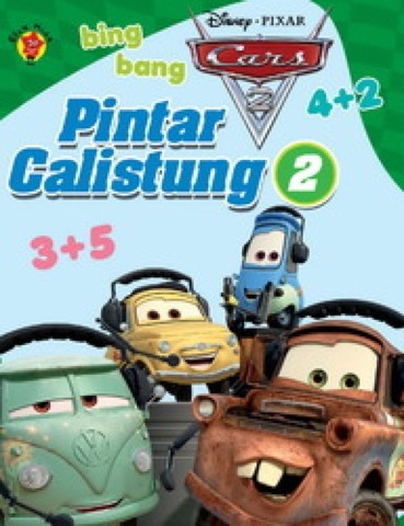 Cars Pintar calistung 2