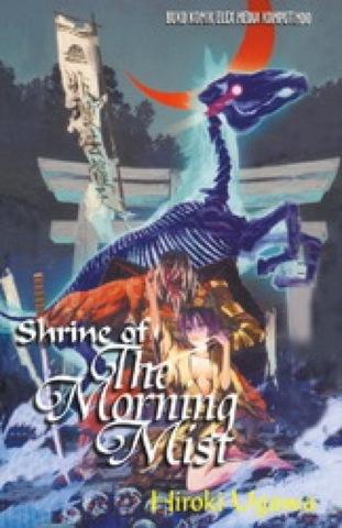 Shrine of the Morning Mist 7