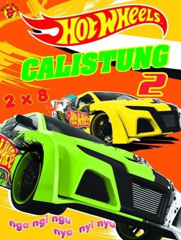 Calistung 2 Hot wheels