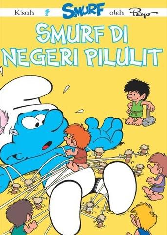 LC: Smurf - Smurf di Negeri Pilulit
