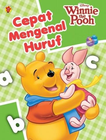 Pooh Cepat Mengenal Huruf