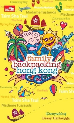 Family Backpacking Hong Kong