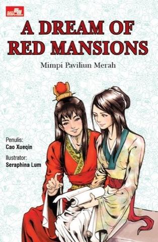 A Dream of Red Mansions - Mimpi Paviliun Merah