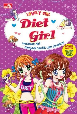 Lovely Girl: Diet Girl