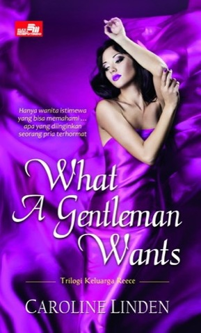 HR: What A Gentleman Wants