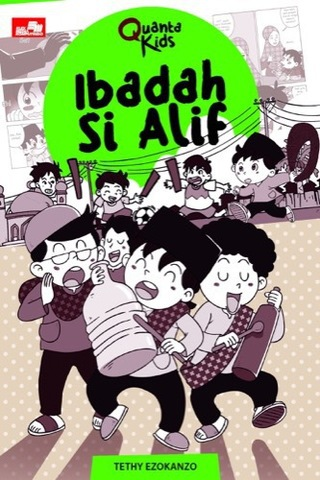 Quanta Kids - Ibadah Si Alif