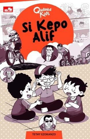 Quanta Kids - Si Kepo Alif