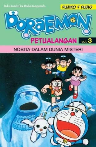 Doraemon Petualangan 3 (Terbit Ulang)