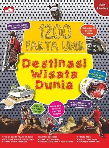 1200 Fakta Unik Destinasi Wisata Dunia