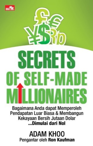 Secrets of Self-Made Millionaires (New Cover)