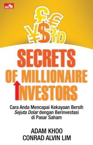 Secrets of Millionaire Investors (New Cover)