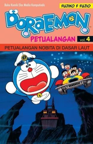 Doraemon Petualangan 4 (Terbit Ulang)