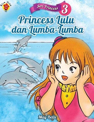 Seri Princess 3: Princess Lulu dan Lumba-Lumba
