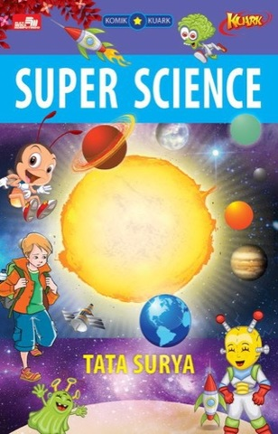 KUARK Super Science - Tata Surya