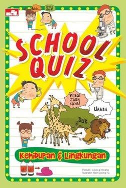 School Quiz - Kehidupan & Lingkungan